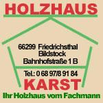 Karst Holzhaus