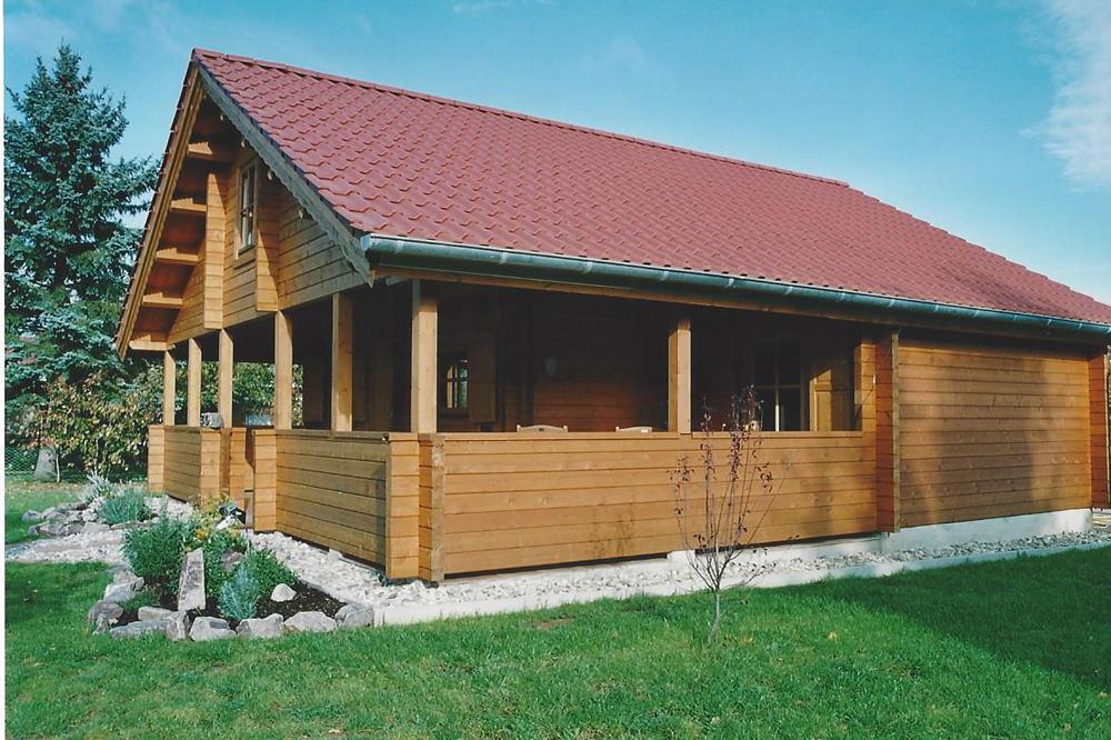 ab 80 qm   Karst Holzhaus