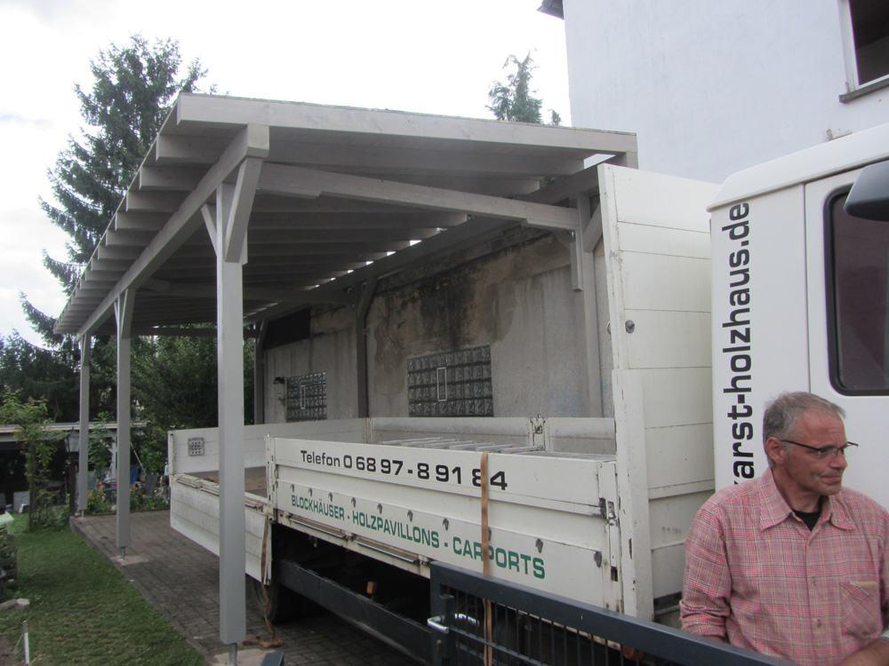 carport wohnmobil beautiful carport kvh wohnwagen. Black Bedroom Furniture Sets. Home Design Ideas